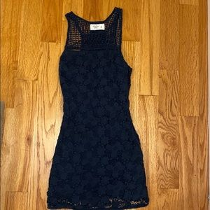Abercrombie & Fitch Blue dress